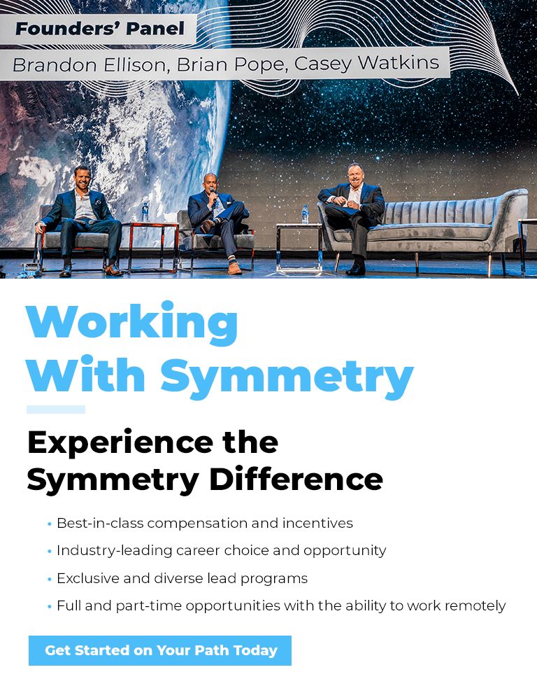 Working With Symmetry Sfg Symmetry Financial Group